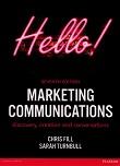 Fill C. Marketing communications