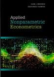 Henderson D. Applied Nonparametric Econometrics