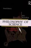 Rosenberg, A. Philosophy of Science